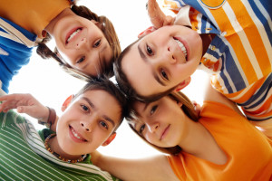teens-kids-group