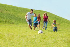 family-playing-sports