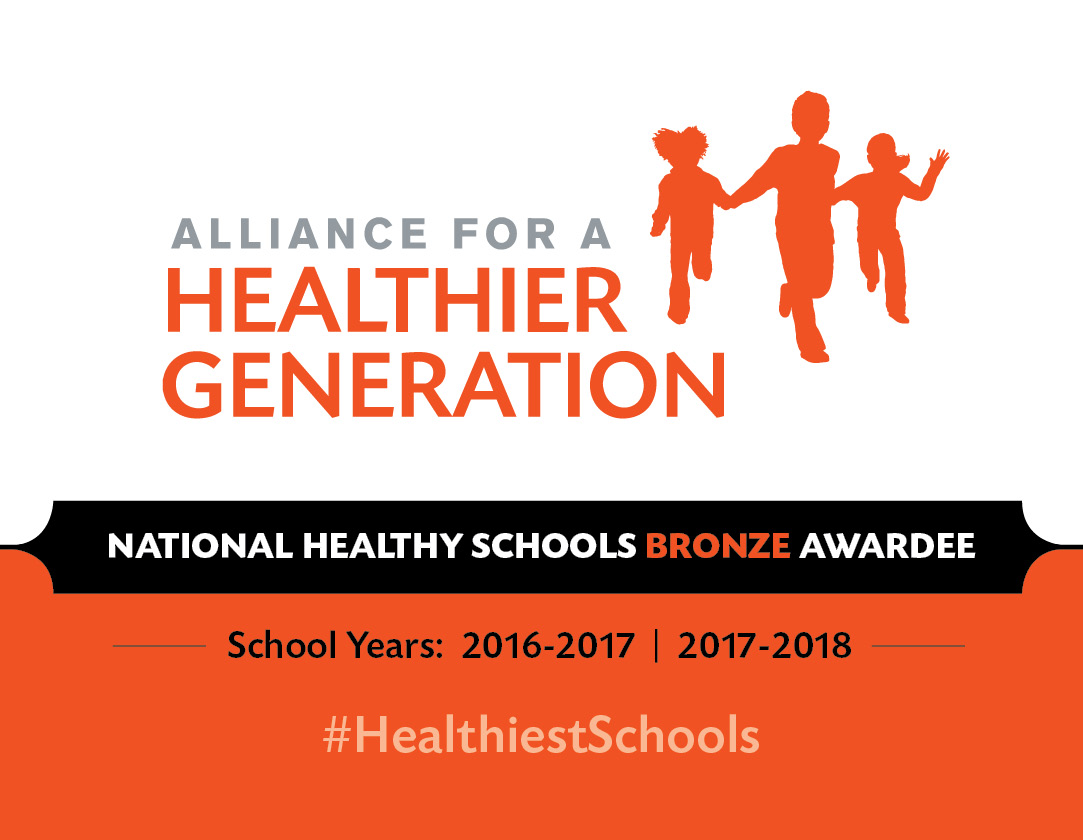 Image result for bronze badge for healthy schools