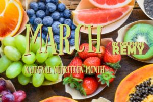 GET HEALTHY FOR NATIONAL NUTRITION MONTH